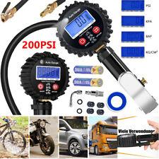 Reifenfüller geeicht Reifendruckmessgerät Luftdruckprüfer Druckluft Manometer