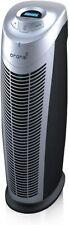 Oransi Asthma Mold Dust Allergies Finn Hepa Filter Uv Lamp Air Purifier Black