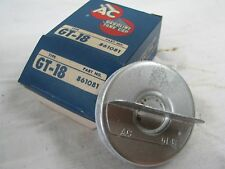 NOS in the BOX AC GAS TANK CAP GT-18  Pt# 861081  CHECK PHOTO of APP CHART