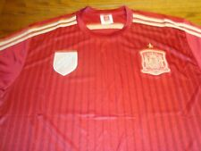 Spain World Champions 2010 Football Club Soccer Jersey - Size M
