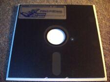 Disco De Ping Pong Juego Para Commodore C64