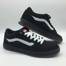"Vans Mens Shoes ""Baxter"" Black/White/Gum"