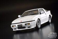 [KYOSHO ORIGINAL 1/43] Mitsubishi Starion 2600 GSR-VR White K03712W