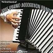 The Great Sound Of The Piano Accordion Bands, Various Artists, Good CD