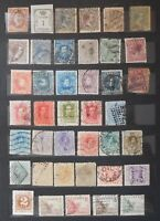 SPAIN / EARLY STAMPS LOT / 3.