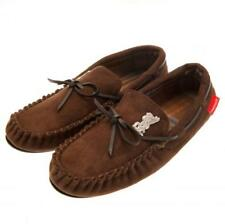 Liverpool FC Mens Moccasins 11/12 Slippers Football Club Supporter PRESENT GIFT