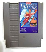 Legendary Wings ORIGINAL NINTENDO NES GAME Tested ++ WORKING ++ AUTHENTIC!