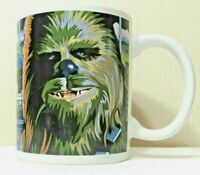Star Wars Coffee Mug Chewie Solo Lando Falcon by Galerie