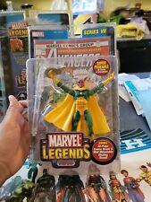 Vision (Series 7 No BAF) Action Figure Marvel Legends 2004