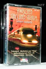 HANS CARSTE - ZWISCHEN TAG UND TRAUM Meditation u.a. MC Kassette tape cassette