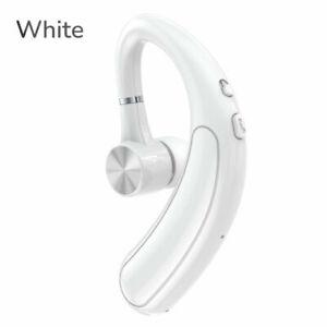 Wireless Bluetooth 5.2 Earpiece Headset Driving Trucker Earbuds Noise Cancelling