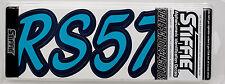 Stiffie Whipline Solid WLS36 SkyBlue Navy Boat Number Decal Registration Sticker