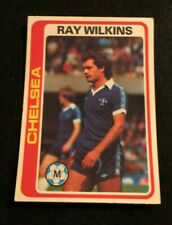 PANINI FOOTBALL 87-#453-AC MILAN /& ENGLAND-MANCHESTER UNITED-CHELSEA-RAY WILKINS