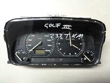 Tacho Uhr (232 Tkm) 1H6919033 VW Golf III 3 (Vento)  Bj.91-98