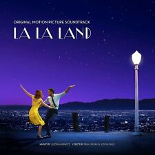 La La Land - Movie / Film Soundtrack - CD NEW & SEALED  Emma Stone  Ryan Gosling
