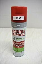 Nature's Miracle Nm Stain & Odor Remover Foaming Aerosol (Lot Of 2 Cans)