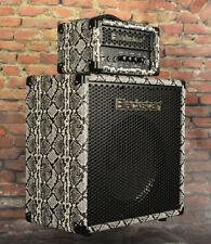Blackstar HT-1RH HT-1 Metal 1 W Tube Amp Head & HT 112 Cabinet Ltd Ed Snakeskin