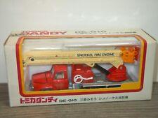 Mitsubishi Fuso Snorkel Fire Engine - Tomica Dandy DE-010 Japan 1:70 *33933