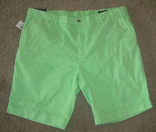 NEW POLO RALPH LAUREN MENS CLASSIC FIT WIND GREEN SHORTS SIZE SZ 40 CHINO