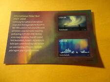 US 2007 International Polar Year Sheet