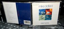 Mike Oldfield - Elements (The Best Of , 1993) CD UK 1993. NM COND
