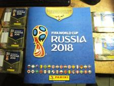 Fifa World Cup Rusia 2018 Panini Album with 5 Packs of Stickers Collector's Item