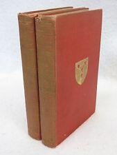 Farrar & Newbolt  THE CATHEDRALS OF ENGLAND  2 Book Series  Thomas Whittaker  HC