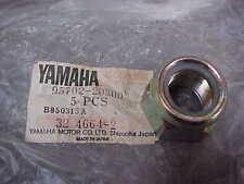 NEW NOS YAMAHA REAR AXLE FLANGE NUT TRI MOTO YT 125 175 200 95702-20300 $16.95