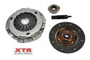 XTR RACING ORGANIC CLUTCH KIT TOYOTA CAMRY 2.0L 3SFE CELICA MR2 SOLARA 2.2L 5SFE