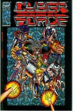 Cyber Force: The Tin Men of War (Marc Silvestri) (SC, USA, 1993)