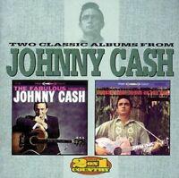 Johnny Cash Fabulous/Songs of our soil (1958/59/99) [CD]