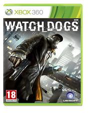 Xbox 360-WATCH DOGS ** Nuovo e Sigillato ** UFFICIALE STOCK Regno Unito