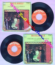LP 45 7'' ALBERTO ROTA Tortora e canarino DI RIENZO Valzer candele no cd mc vhs
