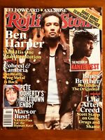 ROLLING STONE AUST APR '06 The Clash 50 Cent Silverchair Grinspoon Avril Lavigne