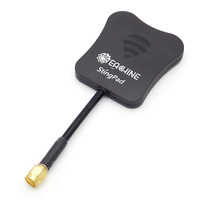 Eachine StingPad 16dBi 5.8GHz FPV Receiver Panel Patch Antenna SMA