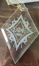 2007 Sigma Phi Epsilon Limited Edition Holiday Ornament 481/1000 (New in Box)