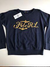 Polo Ralph Lauren Girls Jumper sweater Size Medium