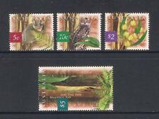 (UXAU089) AUSTRALIA 1996 Native of Australia fine used complete set