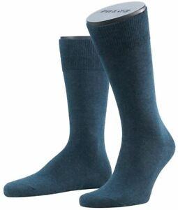Falke Mens Family Socks - Navy Blue