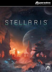 STELLARIS PC/MAC STEAM COLLECTION