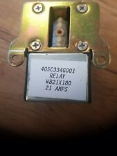 WB21X180 NEW OLD STOCK General Electric Range Relay