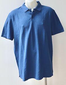 Calvin Klien Mens Polo T Shirts - BLUE - SIZES - M,L & XL- NEW