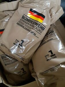 Bundeswehr EPA Typ 1  + Prepper  + Outdoor + Ration + Camping + Survival + Not