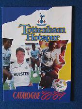 Tottenham Hotspur - Merchandise Catalogue - 1988/89