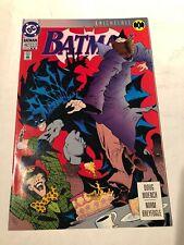 Batman #492 (May 1993, DC)