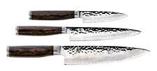 Barely Shun Premier 3 Piece Knife Set TDMS300