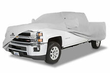 2004-2008 Ford F-150 Super Crew Custom Fit Grey Stormweave Outdoor Car Cover