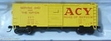 Atlas N #50002649 Akron, Carton & Youngstown ACY/ Rd #3307 (40' PS-1 Boxcar) RTR