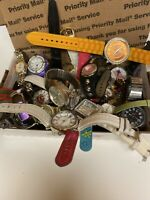 Lot of 20 Watches - ALL WORKING, New Batteries - Dressy, Casual, Sporty