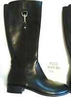 R222 Women's Black Boot  Size 10 Wide - New No Box